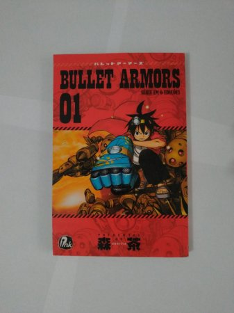 Bullet Armors Volume 1 - Moritya