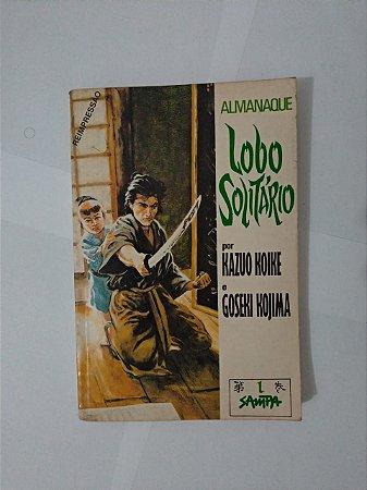 Almanaque Lobo Solitário - Kazuo Koike e Goseki Kojima
