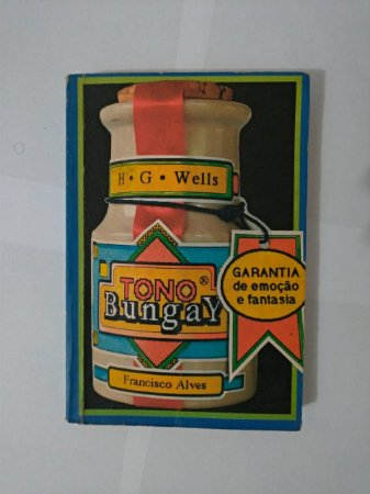 Tono Bungay - H. G. Wells