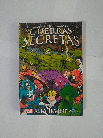 Guerras Secretas - Alex Irvine
