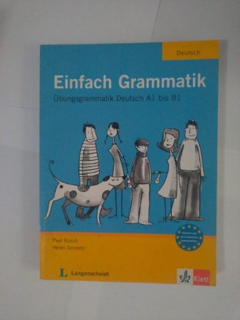 Einfach Grammatik - Paul Rusch e Helen Schmitz