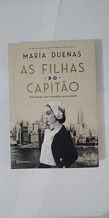 As Filhas do Capitão  María Dueñas