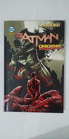 Os Novos 52!: Batman - Origens Secretas