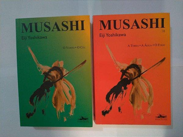 Musashi Volumes 1 e 2 - Eiji Yoshikawa