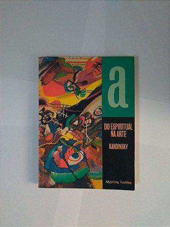 Do Espiritual na Arte - Kandinsky