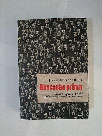 Obsessão Prima - John Derbyshire