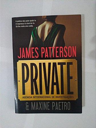 Private Agência Internacional de investigação - James Patterson
