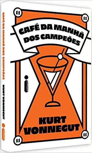 Café Da Manhã Dos Campeões - Capa dura - Kurt Vonnegut *Novo*