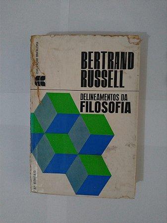 Delineamentos da Filosofia - Bertrand Russell (Capa Branca)