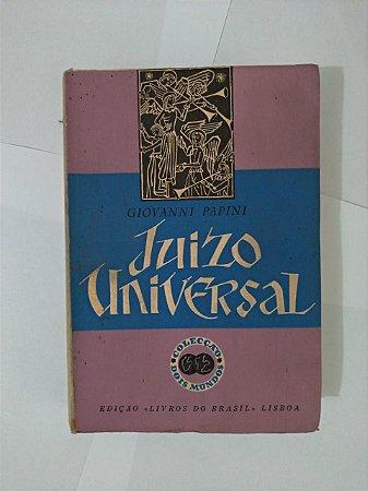 Juizo Universal - Giovanni Papini