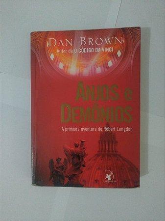 Anjos e Demônios - Dan Brown (Marcas)