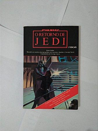 Star Wars: O Retorno de Jedi - James Kahn