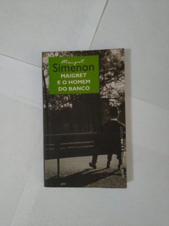 Maigret e o Homem Banco - Georges Simenon (Pocket)