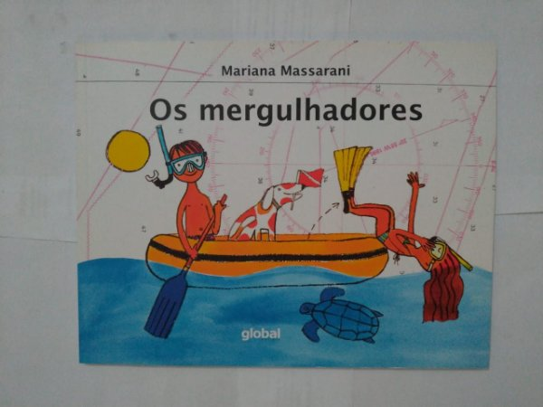 Os Mergulhadores - Mariana Massarani