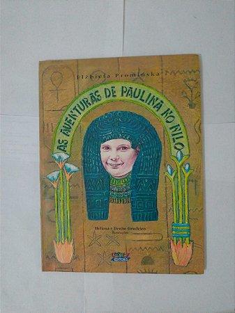 As Aventuras de Paulina no Nilo - Elizbieta Prominska