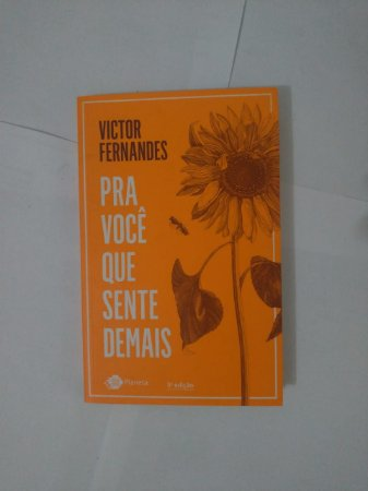 Pra Você que Sente Demais - Victor Fernandes