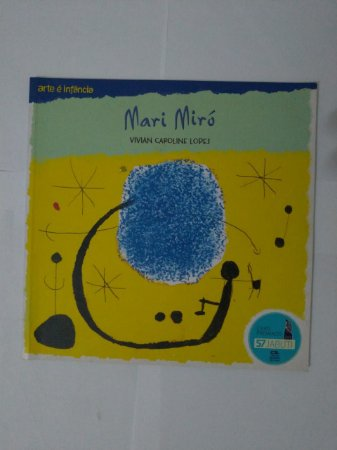 Mari Miró - Vivian Caroline Lopes