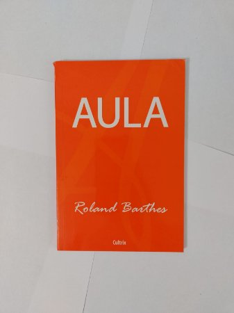 Aula - Roland Barthes