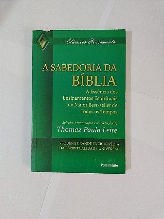 A Sabedoria da Bíblia - Thomas Paula Leite