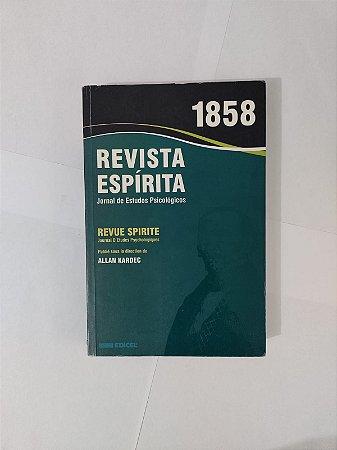 Revista Espírita 1858 - Allan Kardec