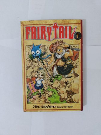 Fairy Tail - Hiro Mashima