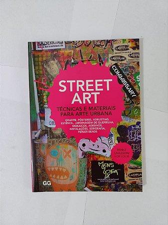 Street Art - Benke Carlsson e Hop Louie