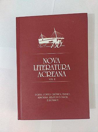 Nova Literatura Acreana Vol. II - Fundação Municipal de Cultura Garibaldi