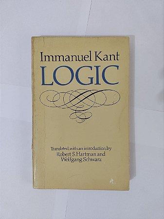 Logic - Immanuel Kant