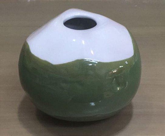 Coco Verde De Porcelana