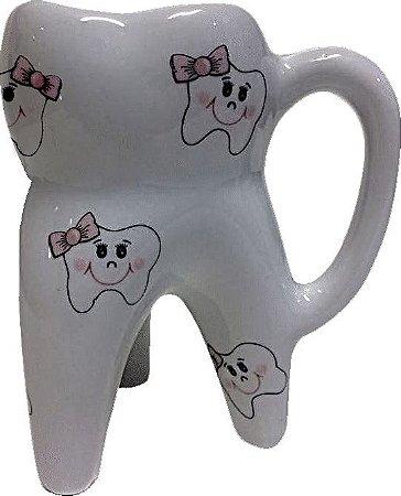 Caneca dente Molar feminina