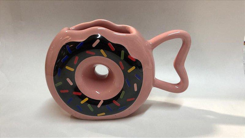 Caneca Donuts Morango
