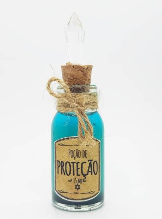 Perfume da Proteção - Defesa de Inveja e Olho Grande 15ml