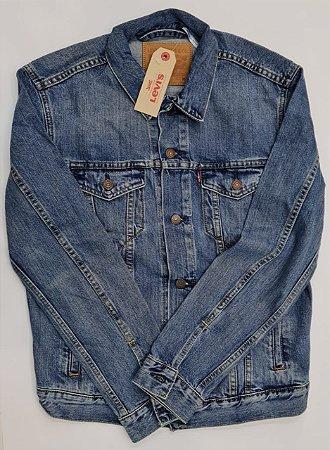 Jaqueta Jeans Levis Trucker Ref 723340146