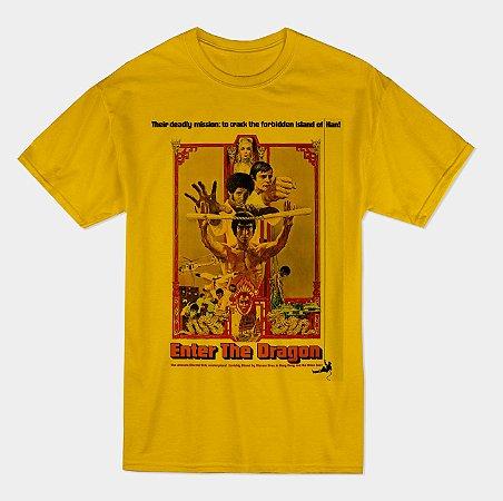 Camiseta Operação Dragão