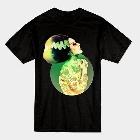 Camiseta Bride of Frankenstein (La Novia)