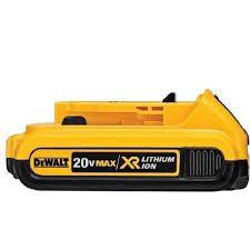 Bateria 20v Li-ion Compact Xr 2,0ah DCB203 DeWALT