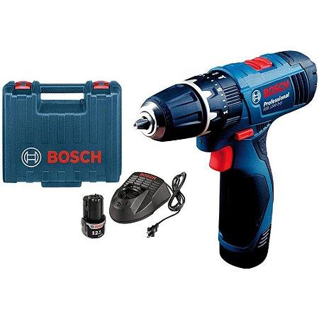 Parafusadeira/Furadeira Impacto Bosch GSB1200-2-LI
