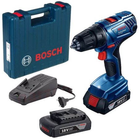 Parafusadeira/furadeira Impacto Bosch 18v GSB180-LI
