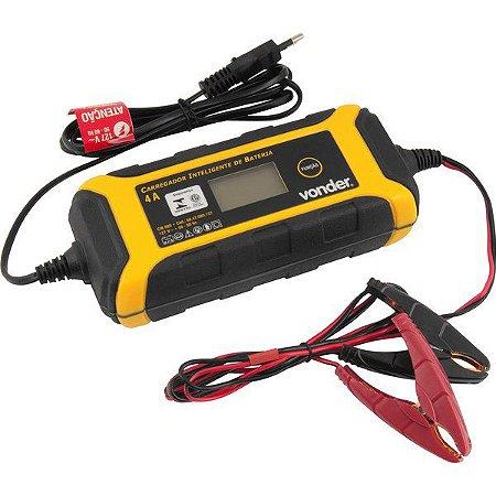 Carregador de Bateria VONDER CIB080