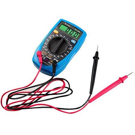 Multímetro Digital Minipa ET-1400