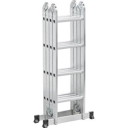 Escada Articulada Alumínio 4x4 VONDER