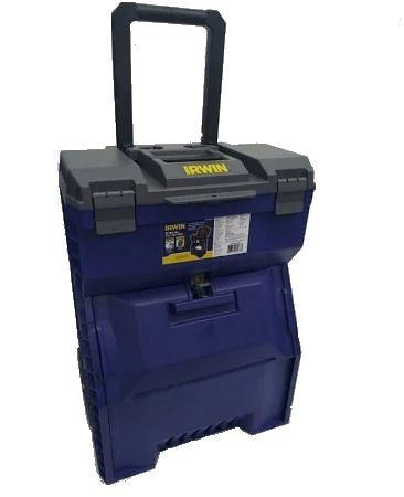 Caixa Monobloco Com Rodas 45cm 18 Pol IRWIN  IWST18800