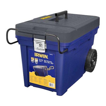 Caixa Baú Ferramentas C/ Rodas Contractor IRWIN IIWST-33027-la
