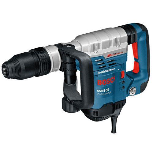 Martelo Demolidor GSH 5-CE SDS-MAX 1150W 220V - Bosch