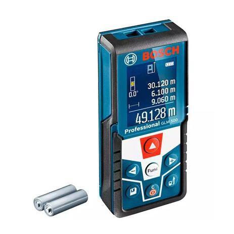 Trena Laser Bosch GLM 500