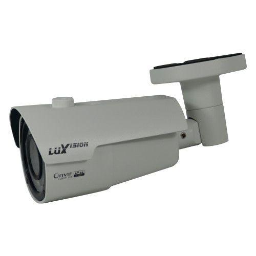 Câmera Bullet IP Varifocal (Zoom Ajustável)  (40m)