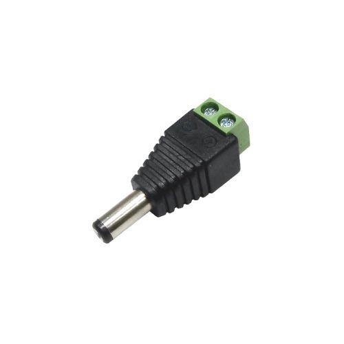 Conector adaptador P4 macho