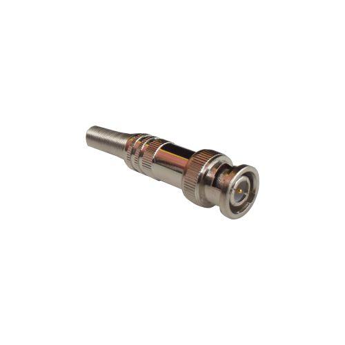 CONECTOR BNC DE MOLA  4mm - PCT C/ 10 Und.