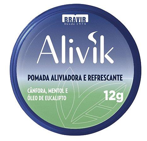 BRAVIR ALIVIK 12g