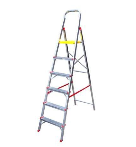 Escada Residencial RN206 6 DEGRAUS - ALULEV